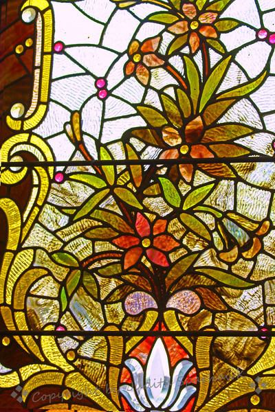 Stained Glass Bouquet