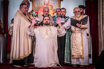 Ordination to the Holy Priesthood: Fr. Andreas Garabedian (Jun. 29, 2019)