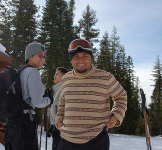 Praxis Royal Gorge Ski Trip