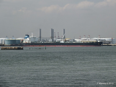 Tankers at Anchor In New York Upper Bay & The Narrows 7 May 13