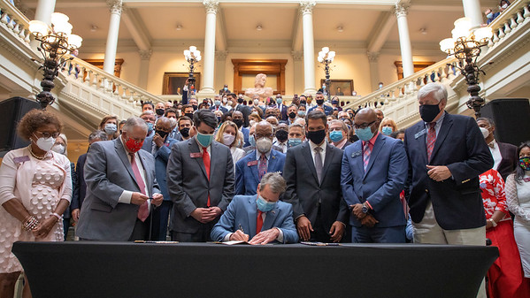6.26.2020 Anti-Hate Crime Bill Signing