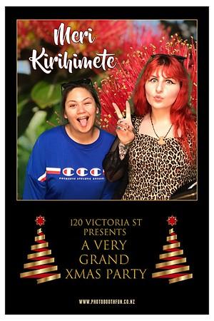 120 Victoria Street Presents a Very Grand Xmas