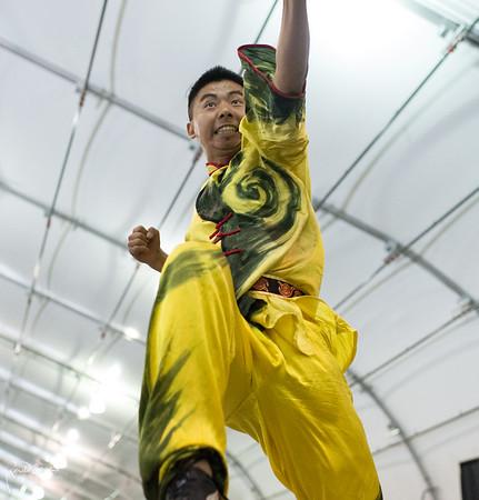 Tiger Claw Taichi Kungfu 2014