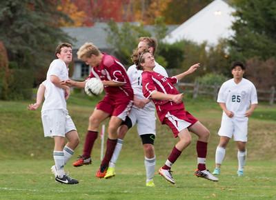 10/14/15: Boys' JV Soccer v Berkshire