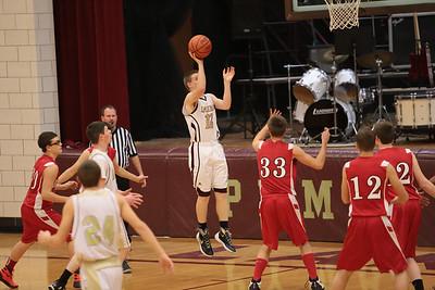 2015-2016 PV Boy's Basketball