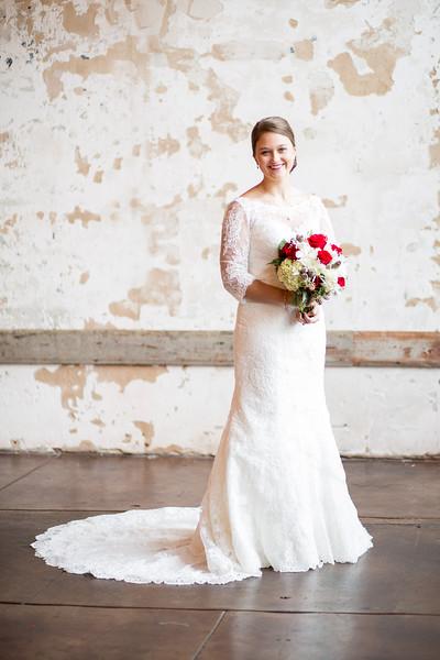 Mackenzie Mullikin ~ Bridal