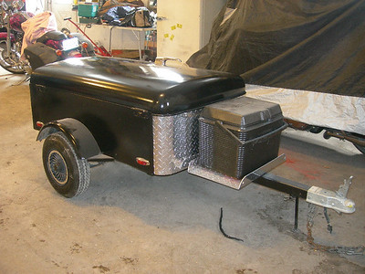 motorcycle trailer