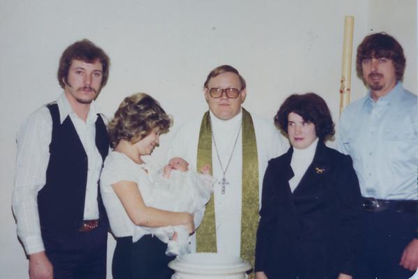Morgan Family Album 1980's donated by Tom Morgan Jr.