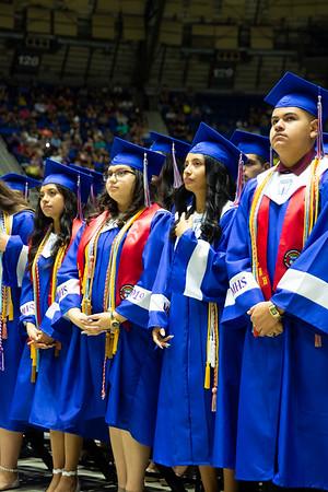 Memorial Class of 2019 Graduation