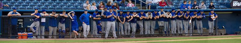 FLHS: FCIAC Championship, Ludlowe Baseball at Greenwich Cardinals