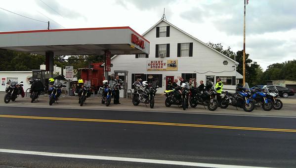 YST 2014 Missouri Ozarks Ride