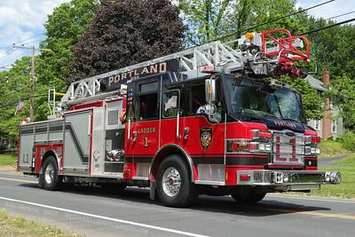 Parade - Memorial Day, Portland, CT - 5/26/19