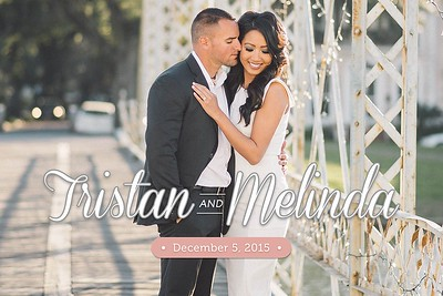 Tristan & Melinda (prints)