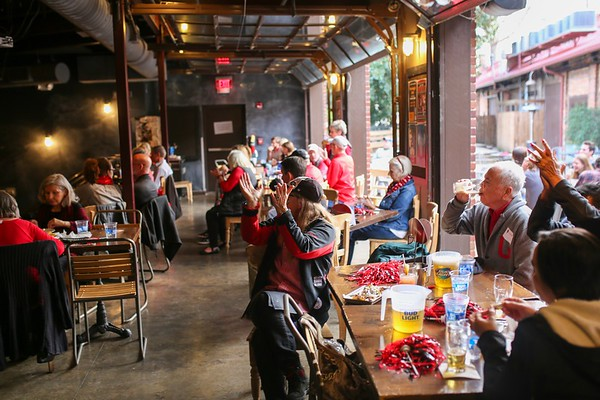 SEC Championship at The Foundry by Macy Williams Photography