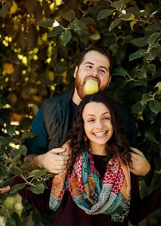 Dan and Victoria