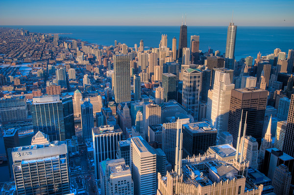 Chicago's Great City Views