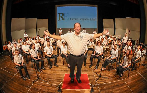 Ransom Everglades Upper School Instrumental Recital