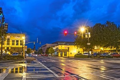Rainy Night in Georgia
