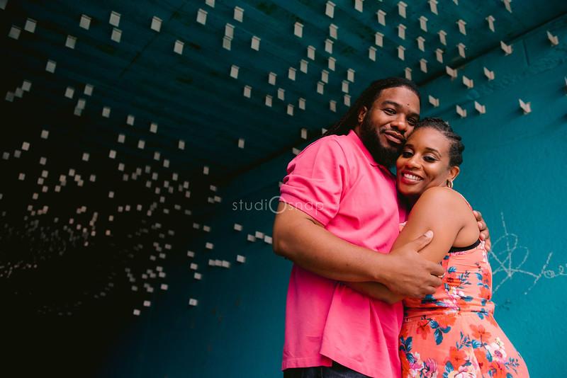 Tia & Marquin | Engagement