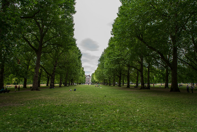 Green Park - Central London