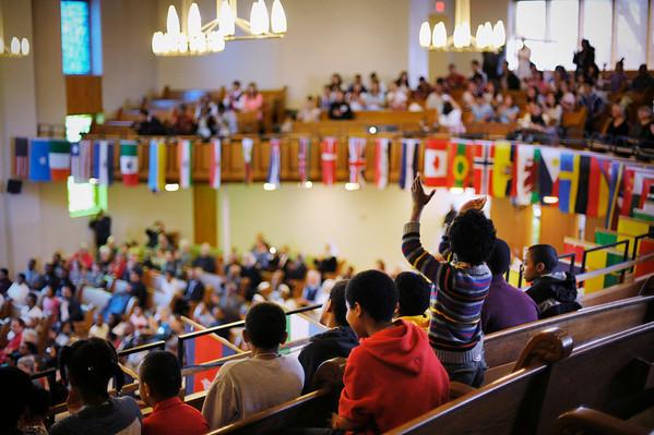 Global Worship [event]