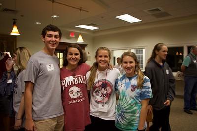 Prospective Boarding Student Families Visit VES
