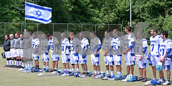 6/22/2012 - Israel vs. France (National Team group play) - Het Amsterdamse Bos, Amsterdam, The Netherlands