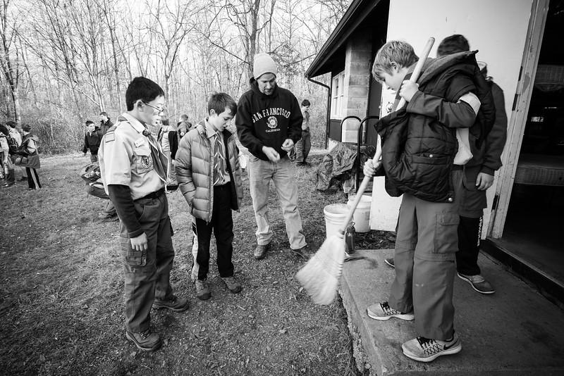 Hawk Mountain Sanctuary Outing 11/13-15/2015