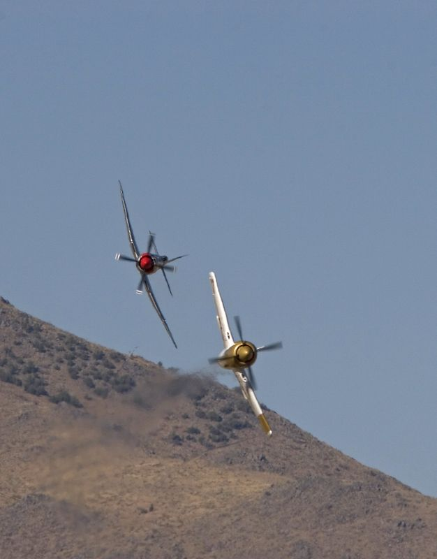 Reno Air Races 2005