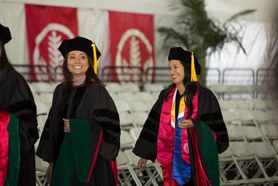 Stanford Medical School Graduation 2018