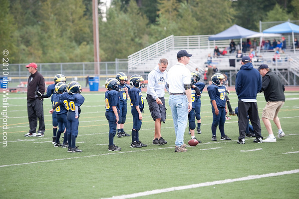 Bellevue Wolverines VS Juanita