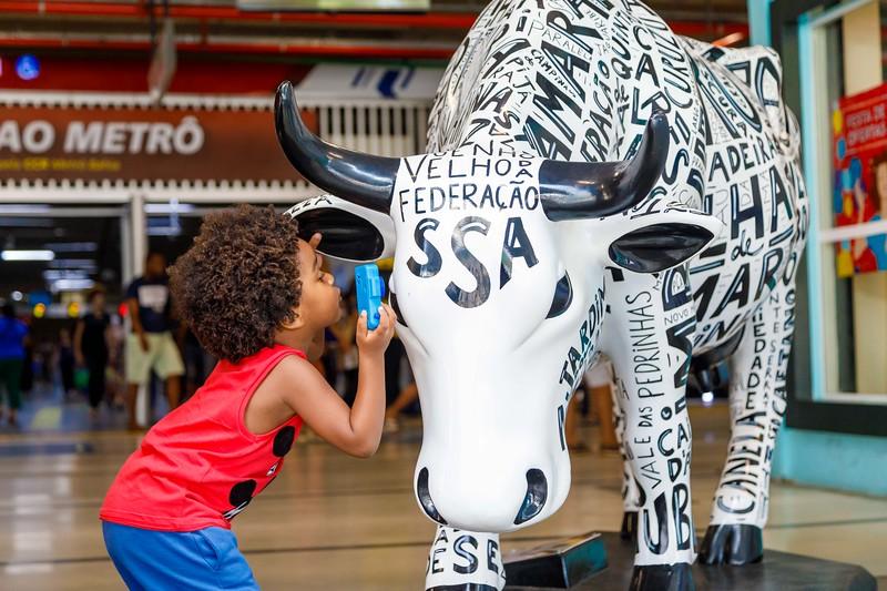 COW PARADE - Vacas nas ruas - Parte 2-23.jpg