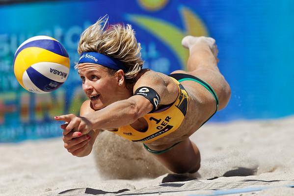 Pro Beach Volleyball
