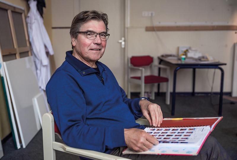 Max van der Veen voormalige Stad & Esch Zuideinde