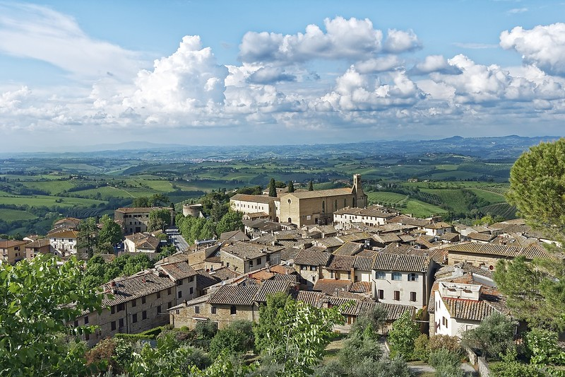 Ultimate Tuscany Road Trip