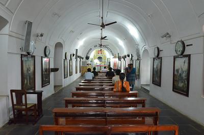 St.Thomas Mount Church - Chennai