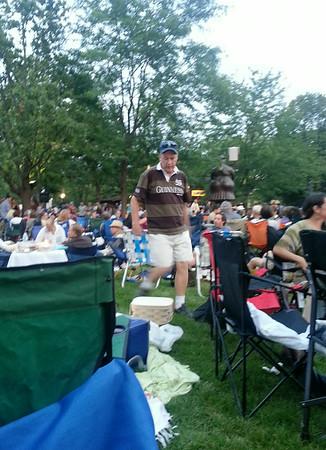Crosby Stills and Nash - Ravinia July 2014