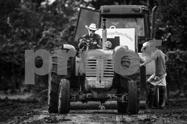 119th CC Fair Tractor pull