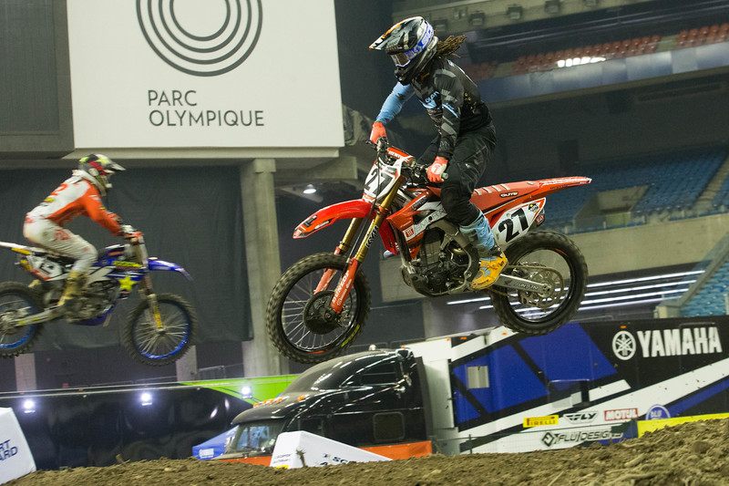 Supercross Montreal 2018: Supercross SEP 15