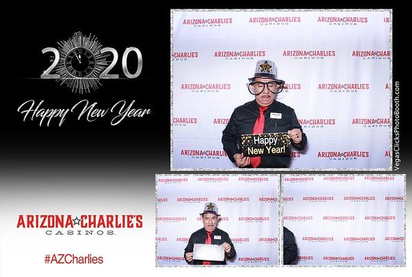 Arizona Charlie's NYE 2020