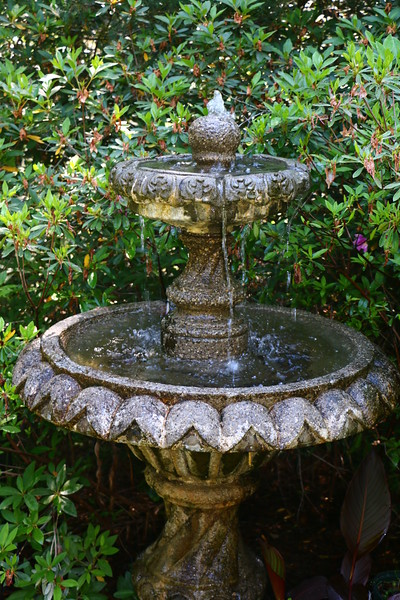 Black creek apr 2016 water fountain.JPG