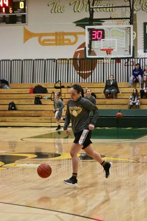 Eldred vs. Fallsburg Girls Basketball 1-15-19