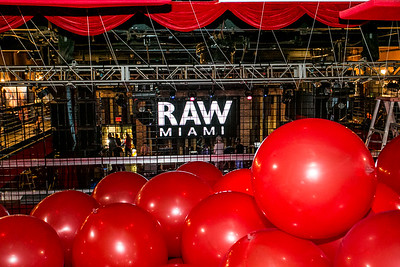 RAW:Miami presents CUSP