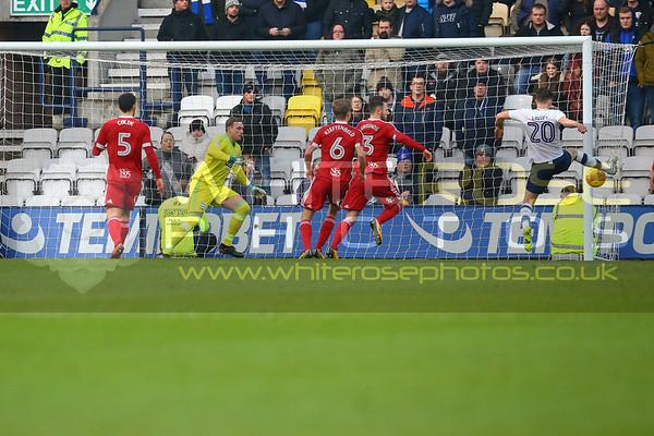 Preston North End v Birmingham City 20 - 01 - 18