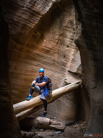 Canyoneering with friends