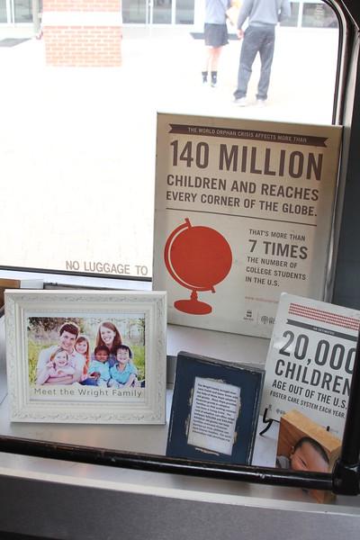 Photo by Tessa Walsh 140 Million Orphans