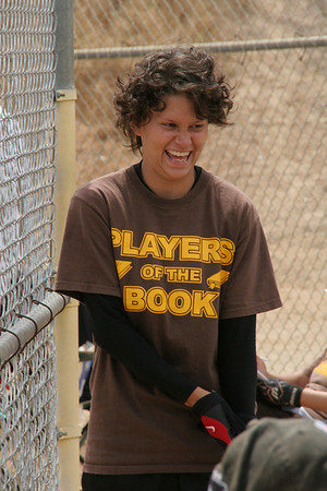 Softball Champs 2009 Players of the Book