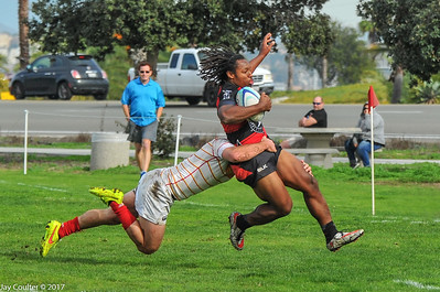 Old Aztecs vs Olympic Club 1-7-2017