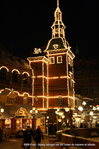 Jul i Tivoli (København)