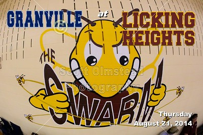 2014 Granville at Licking Heights (08-21-14)